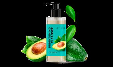 Пенка для умывания с авокадо