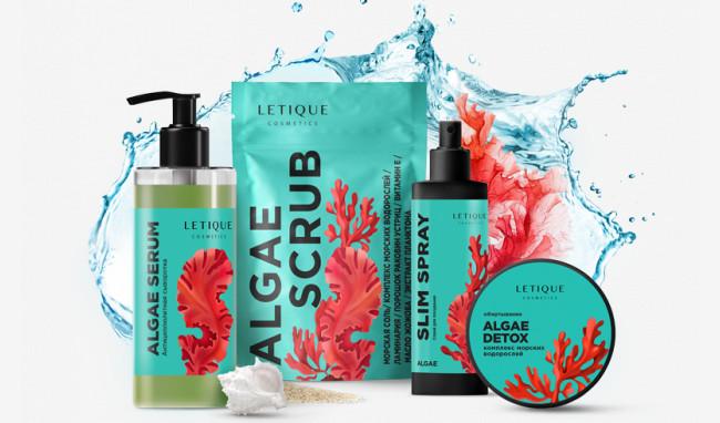 Algae detox pack