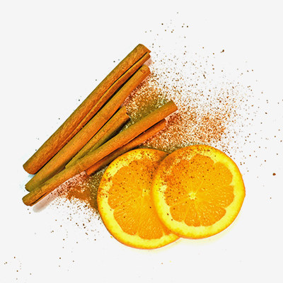 Горячее обертывание с корицей и апельсином